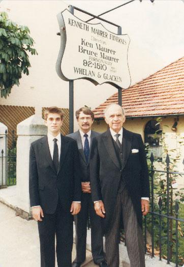 Maurer Family Funerals Generations
